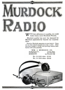 Murdock Headphones -1922A