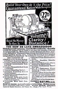 Radio Shack Ambassador Kit -1925A
