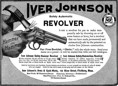 Iver Johnson Revolvers -1909A