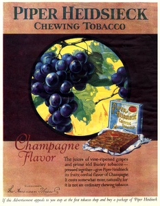 Piper Heidsieck Chewing Tobacco -1919A