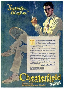 Chesterfield Cigarettes -1919C