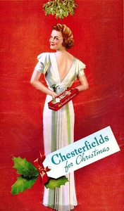 Chesterfield Cigarettes -1937C