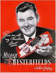 Chesterfield Cigarettes -1949A