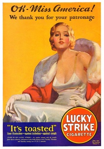 Lucky Strike Cigarettes -1932F