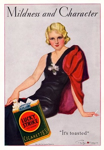 Lucky Strike Cigarettes -1932G