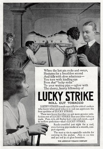 Lucky Strike Cigarettes -1916A