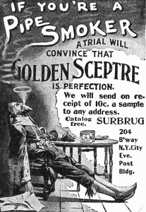 Golden Sceptre Tobaccco -1899A