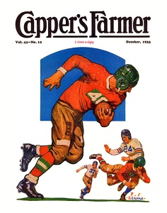 Capper's Farmer 1933-10
