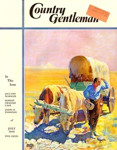 Country Gentleman 1938-07