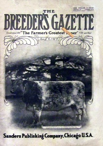 Breeder's Gazette 1915-08-05