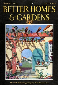 Better Homes and Gardens 1930-08