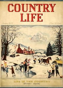 Country Life 1933-01