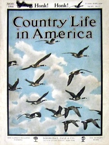 Country Life in America 1908-11