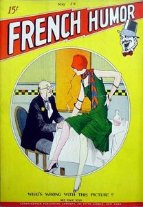 French Humor 1928-05-26