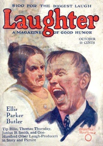 Laughter, the humor magazine