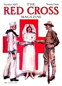Red Cross Magazine 1917-10