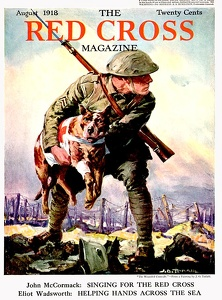 Red Cross Magazine 1918-08
