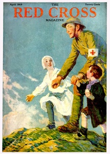 Red Cross Magazine 1919-04