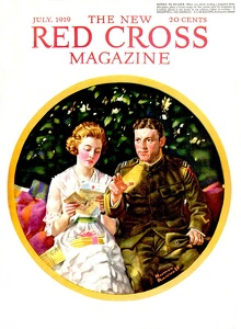 Red Cross Magazine 1919-07