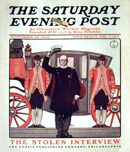 Saturday Evening Post 1903-11-28