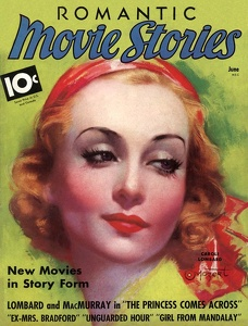 Romantic Movie Stories 1936-06