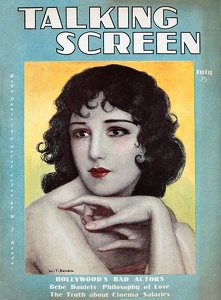 Talking Screen 1930-07
