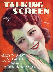 Talking Screen 1930-09