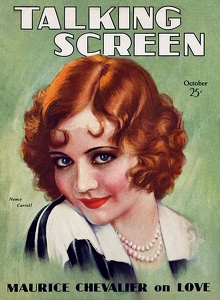 Talking Screen 1930-10