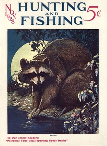 Hunting and Fishing 1928-11