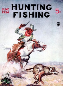 Hunting and Fishing 1934-06