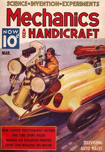 Mechanics and Handicraft 1938-03