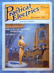 Practical Electrics 1921-12