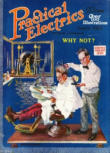 Practical Electrics 1923-08