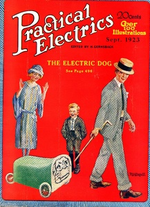 Practical Electrics 1923-09
