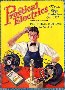 Practical Electrics 1923-10