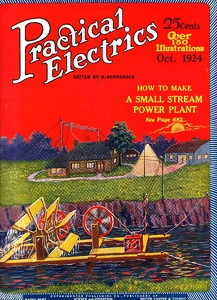 Practical Electrics 1924-10