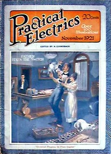 Practical Electrics 1921-11