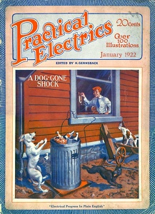 Practical Electrics 1922-01