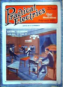 Practical Electrics 1922-02