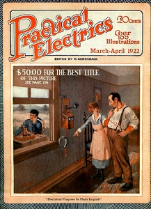 Practical Electrics 1922-03+04