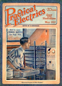Practical Electrics 1922-05