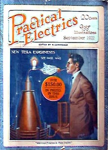 Practical Electrics 1922-09