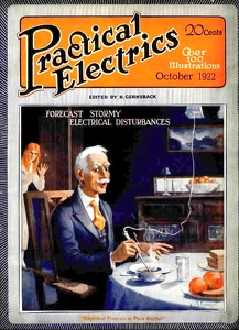 Practical Electrics 1922-10