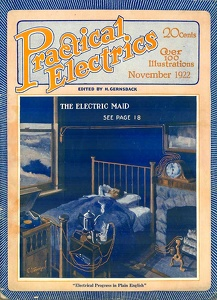 Practical Electrics 1922-11