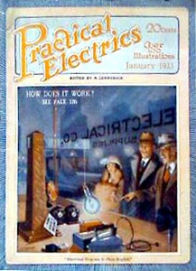 Practical Electrics 1923-01