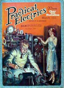 Practical Electrics 1923-03