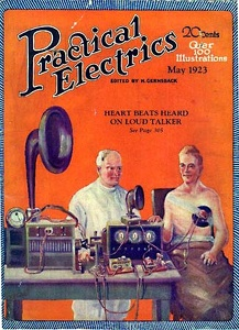 Practical Electrics 1923-05