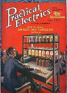 Practical Electrics 1923-12