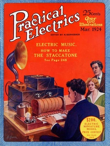 Practical Electrics 1924-03