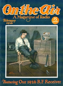 On the Air 1926-02